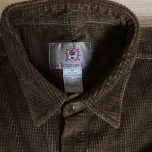 The Territory Ahead button down